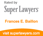 Frances E. Baillon is a Rising Start Attorney